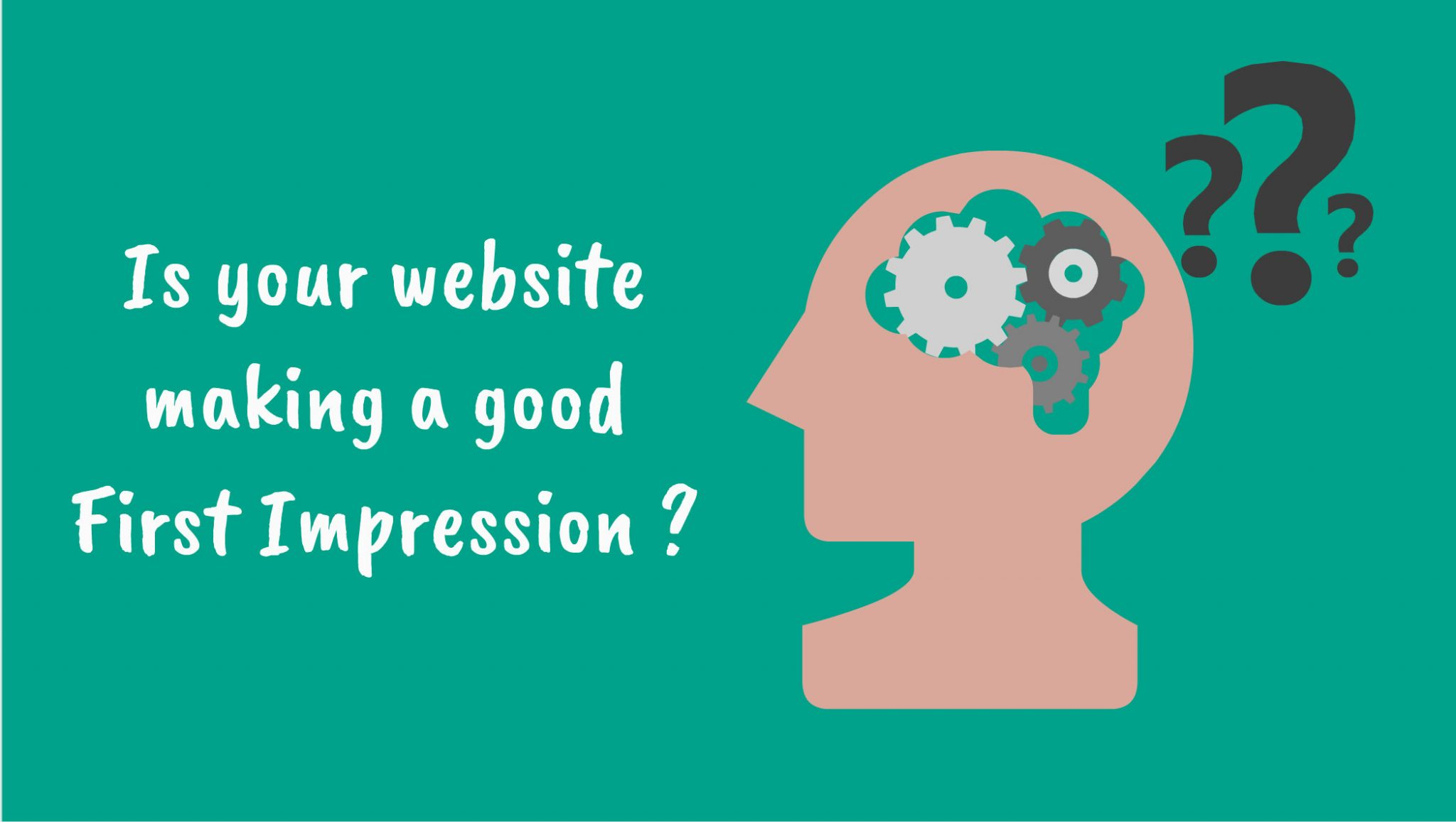 Is your website making a good First Impression - Medi2Apps