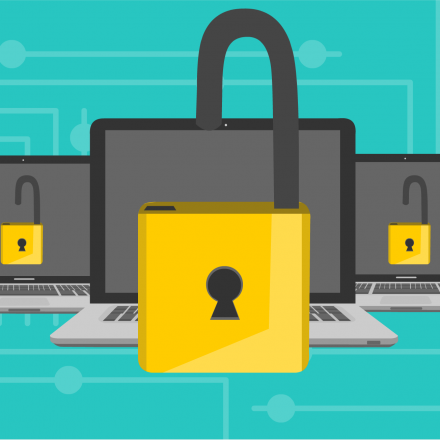 unsecured customer data