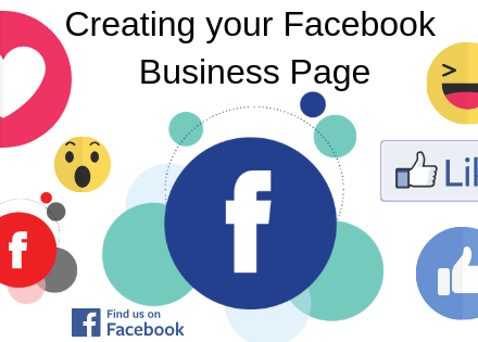 Creating your Facebook Business Page